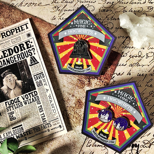 Pin Hogwarts Castle - Harry Potter