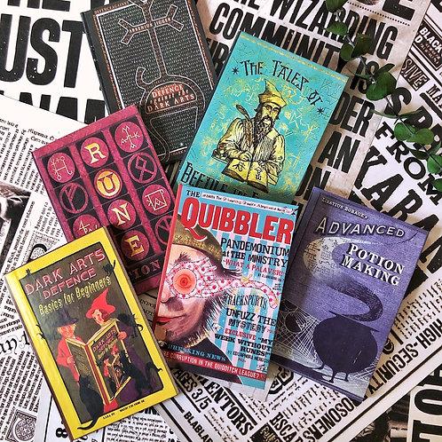 Libretitas Mini Libros Magicos
