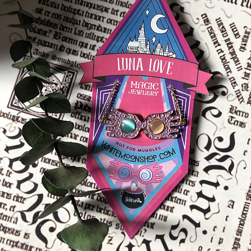 Lentes Luna  - Harry Potter