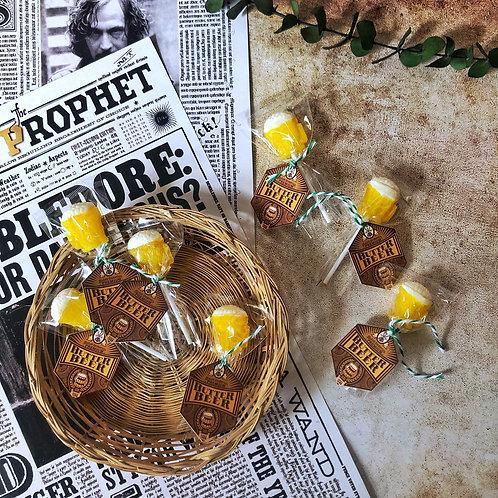 Butterbeer pops