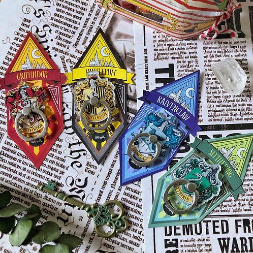 Popsockets para celular  Hogwarts Houses - Harry Potter