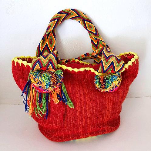 Bolsa Wayu Diseño Fina