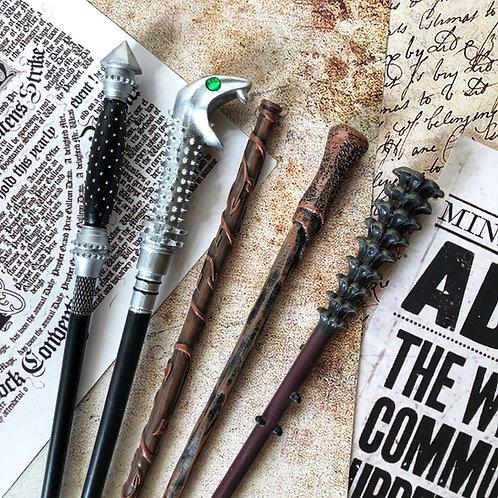 Varitas centro de Metal - Harry Potter