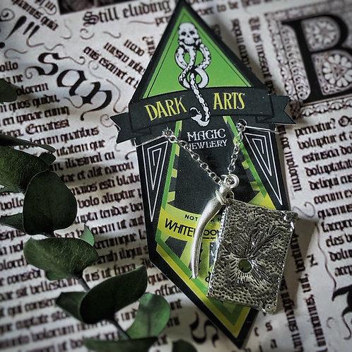 Collar Diario Tom Riddle - Harry Potter