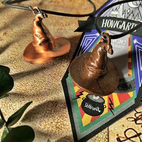 Collar Sombrero seleccionador- Harry Potter