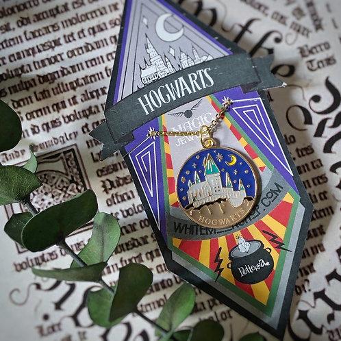 Collar Hogwarts Castle - Harry Potter