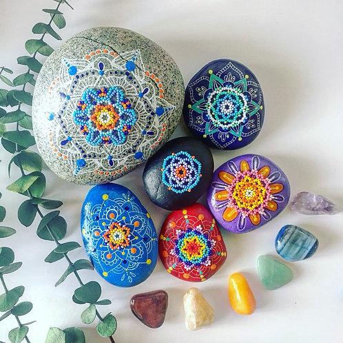 Piedras de Gratitud