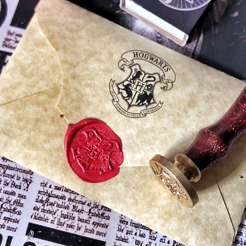 Carta Hogwarts Harry ! (Sin Personalizar)
