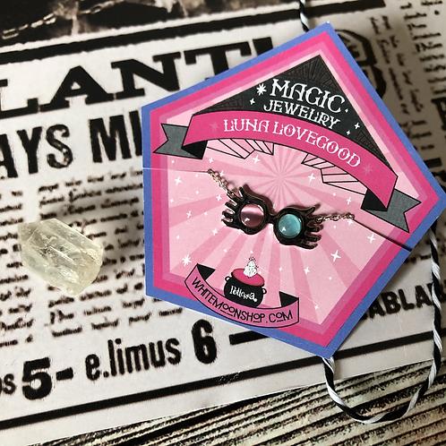 Lentes Luna Deluxe - Harry Potter
