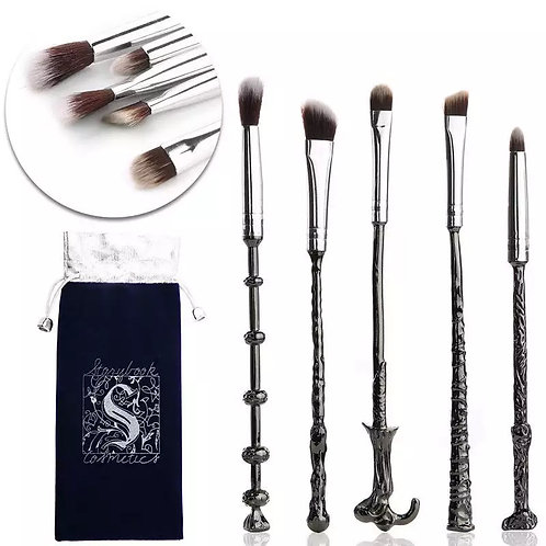 Set de Brochas para maquillaje - Harry Potter