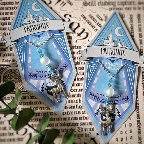 Amuleto Natural Patronus Proteccion - Harry Potter