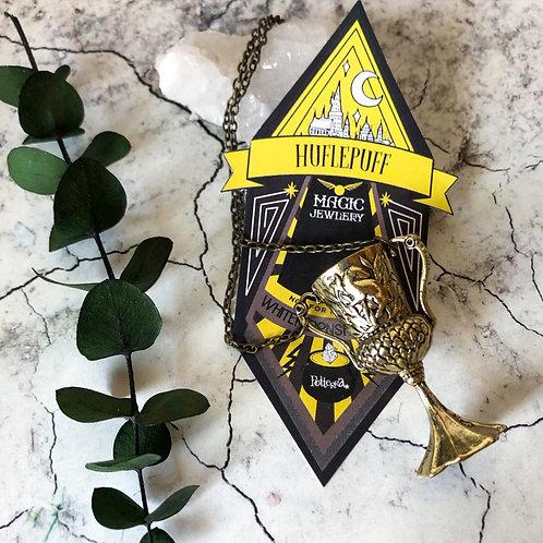 Collar Horrocrux Hufflepuff - Harry Potter