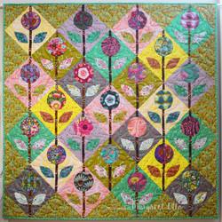 Anna Maria Horner Folk Flowers