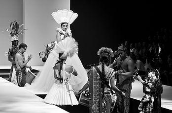 Melbourne Spring Fashion Week performance