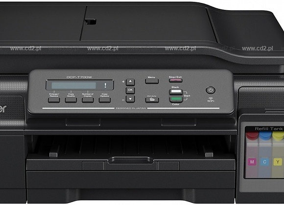 Multifuncional Brother DCP T710W Color Inyeccion de Tinta