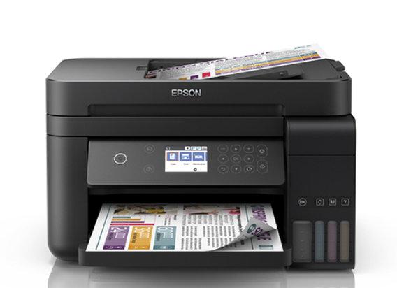 Multifuncional Epson EcoTank L6171 Color Tinta Continua