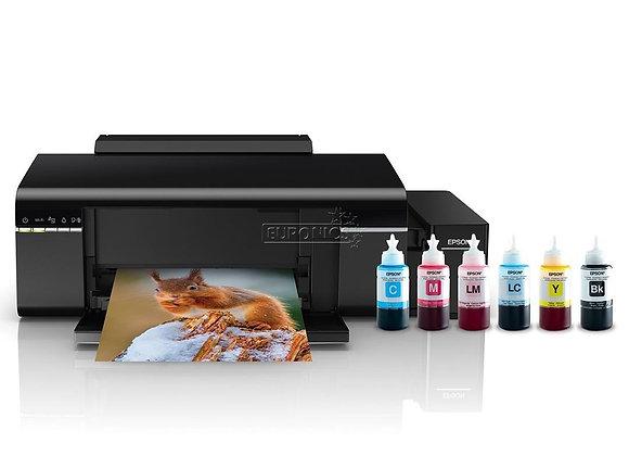 Impresora de Inyeccion Epson Ecotank L805 Color