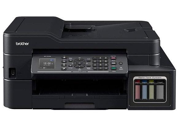 Multifuncional Brother MFC T910DW Color Inyeccion de Tinta