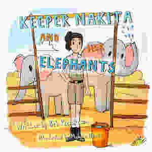Keeper Nakita and her Elephants