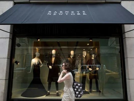 The End of Barney's, The Store That Made Us Lust for Fashion