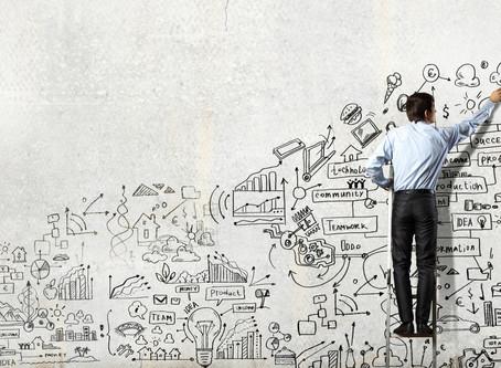 Five tasks when starting up a start-up.