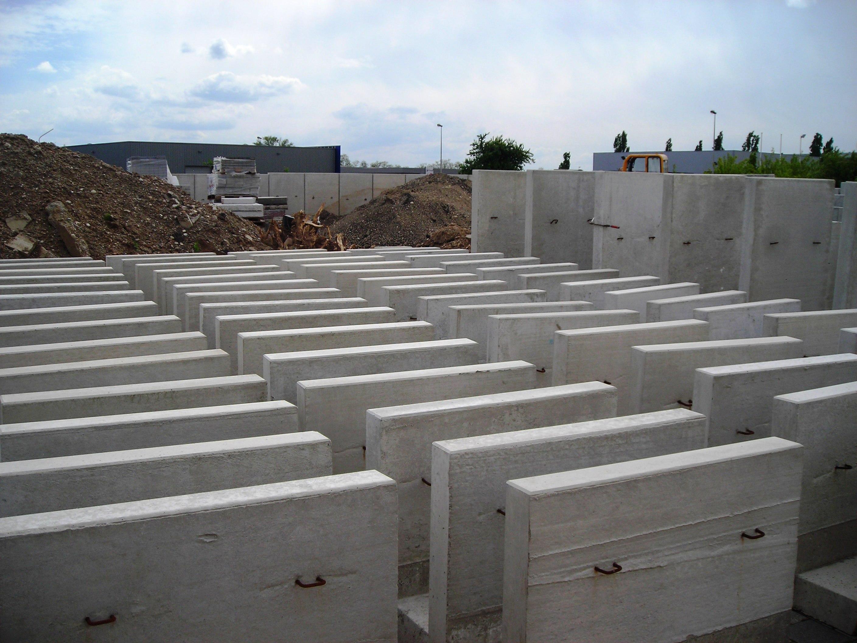Mur en béton 68