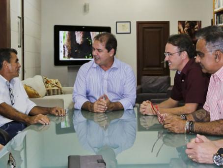 Prefeitura de Porto Acre e Governo do Acre avançam em parcerias