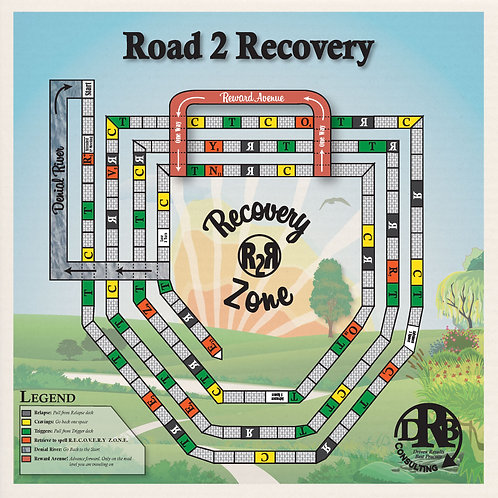 Road 2 Recovery Board Game