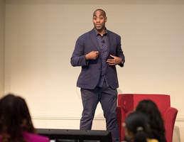 2018 Keynote - Cornell Thomas