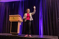 Anne Grady. WIB Summit 2019