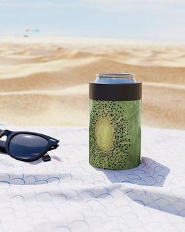 Kiwi can cooler on beach.jpg
