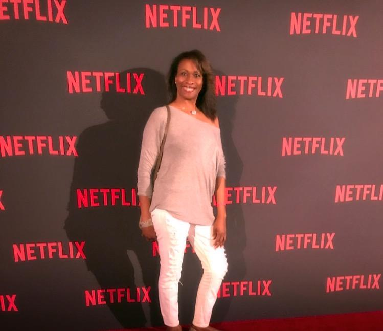 Netflix red carpet