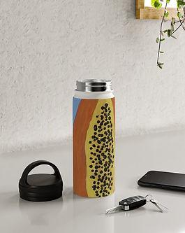 papaya-poppin-water-bottles display.jpg