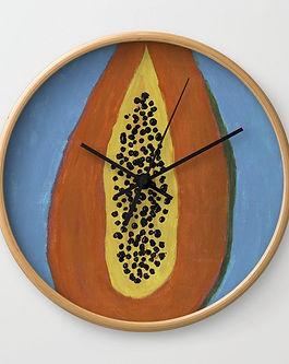 Papaya clock.jpg
