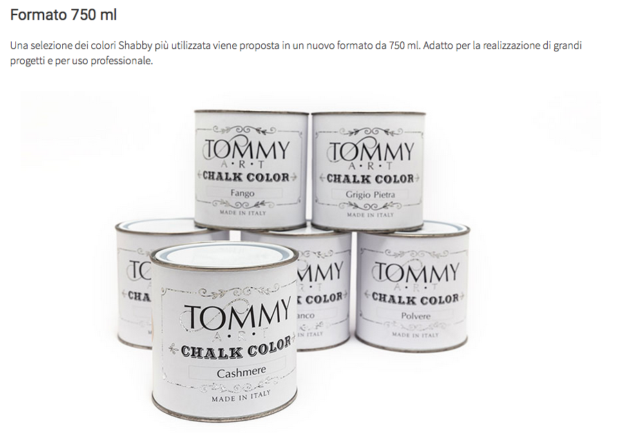 TOMMY ART SHABBY