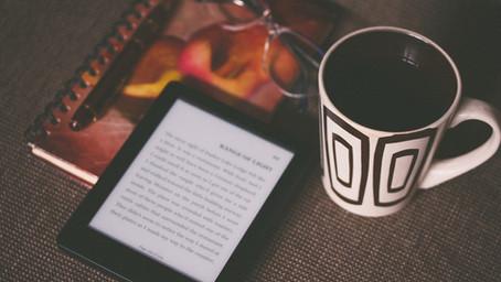 You Should get a Kindle
