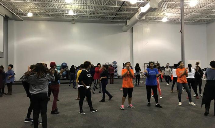 2018 Line Dance Fundraiser