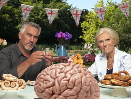 The developmental cognitive neuroscience of the Great British Bake-off