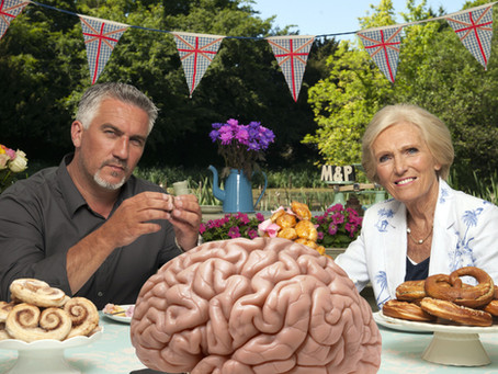The developmental cognitive neuroscience of the Great British Bake-off – Part II