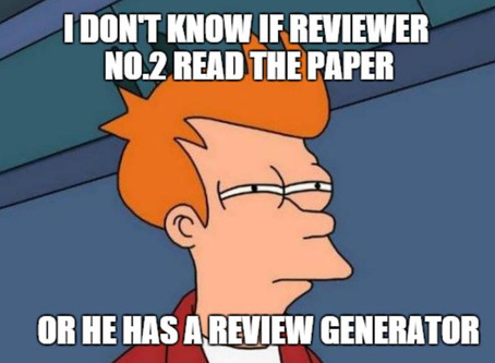 Reviewer 2 is not your nemesis – how to revise and resubmit