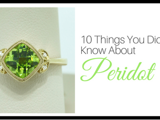 10 Things You Didn't Know About Peridot