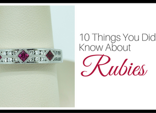 10 Things You Didn't Know About Rubies
