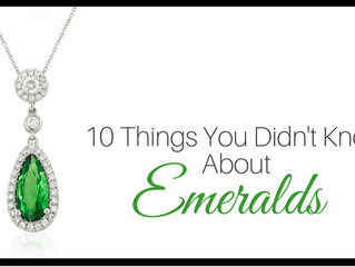 10 Things You Didn't Know About Emeralds