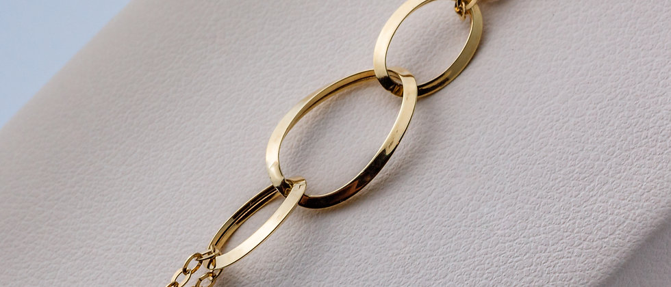 Gold Fashion Bracelet