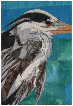 The Field Heron
