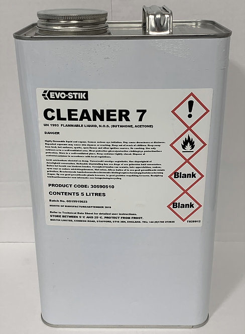 Bostik Cleaner 7 (5 Litre)