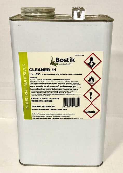 Bostik Cleaner 11 (5 Litre)
