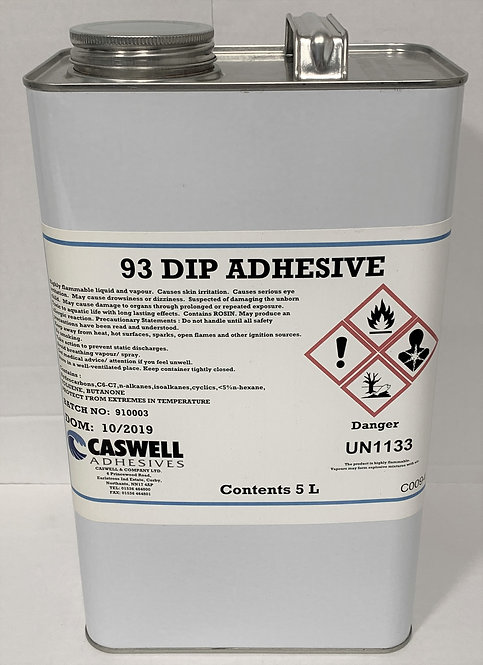 Caswell 93 Dip (5 Litre)