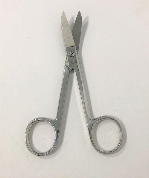 "6.5"" Curved Shoe/Bootmaker Scissors"