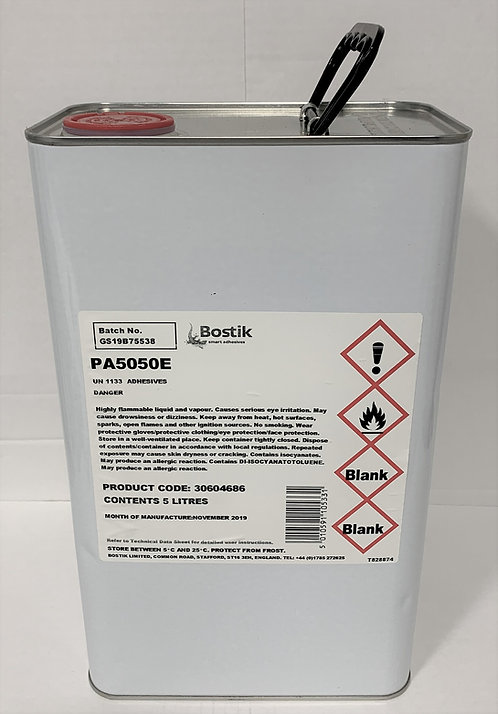 Bostik PA50-50E (5 Litre)
